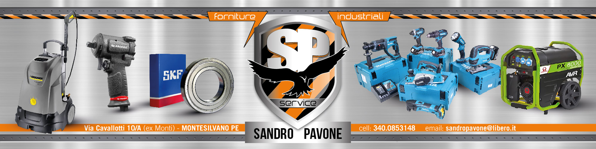 Sandro-Pavone